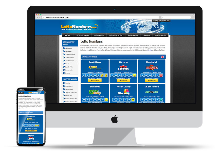 Health Lottery Odds >> Websites The Lottery Company